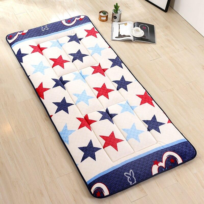 Lay mat, Foldable floor MATS, Antibacterial breathable, student bedroom lay on cushion, room, Lawn, living room, sleep cushion