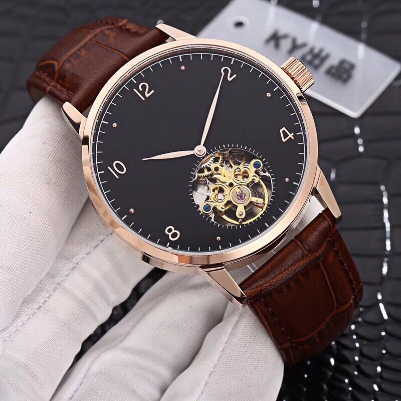WC08156 Mens Watches Top Brand Runway Luxury European Design Automatic Mechanical Watch цена и фото