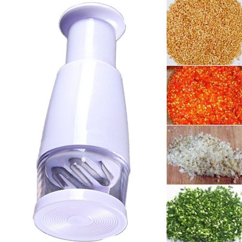 Vegetable Garlic Dicer Onion Presser Food Slicer Peeler Chopper Cutter Kitchen Gadgets C ...