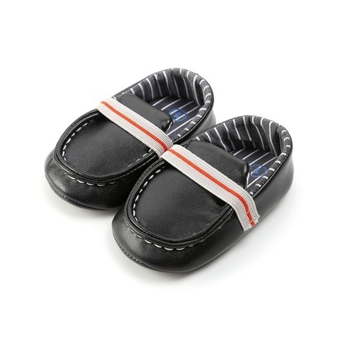 Baby The First Walker Shoes Baby Boy Shoes Newborn Casual PU Peas Shoes Soft Bottom Lazy Toddler Baby Boy Girl Shoes Lahore