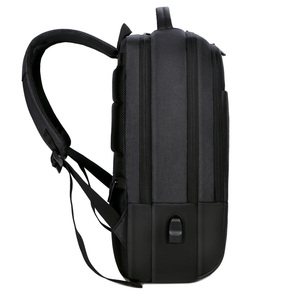 Image 2 - 2019 Mens ธุรกิจแล็ปท็อปกระเป๋าเป้สะพายหลัง USB ชาร์จชาย 14 นิ้ว 15 นิ้วกระเป๋าคอมพิวเตอร์กันน้ำ Bookbags กระเป๋าเดินทางผู้ชาย Mochila