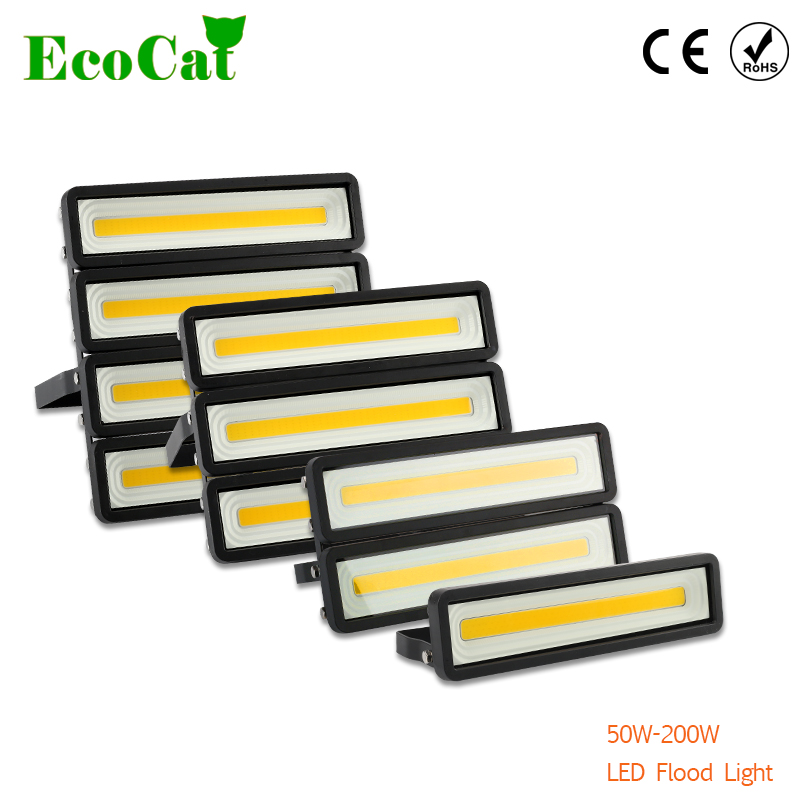 Outdoor LED Floodlight Waterproof IP66 50W 100W 150W 200W 220V 230V Projector LED Wall lawn lamp