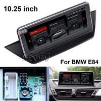 10.25Touch Android 7.1 Car GPS Navigation for BMW X1 E84 2009 2015 Video Audio Player Stereo MP5 Bluetooth WiFi Mirrorlink