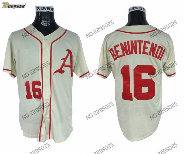 6ed1620a5 ... wholesale dueweer mens andrew benintendi 16 college baseball jersey  cheap cream arkansas andrew benintendi stitched baseball ...