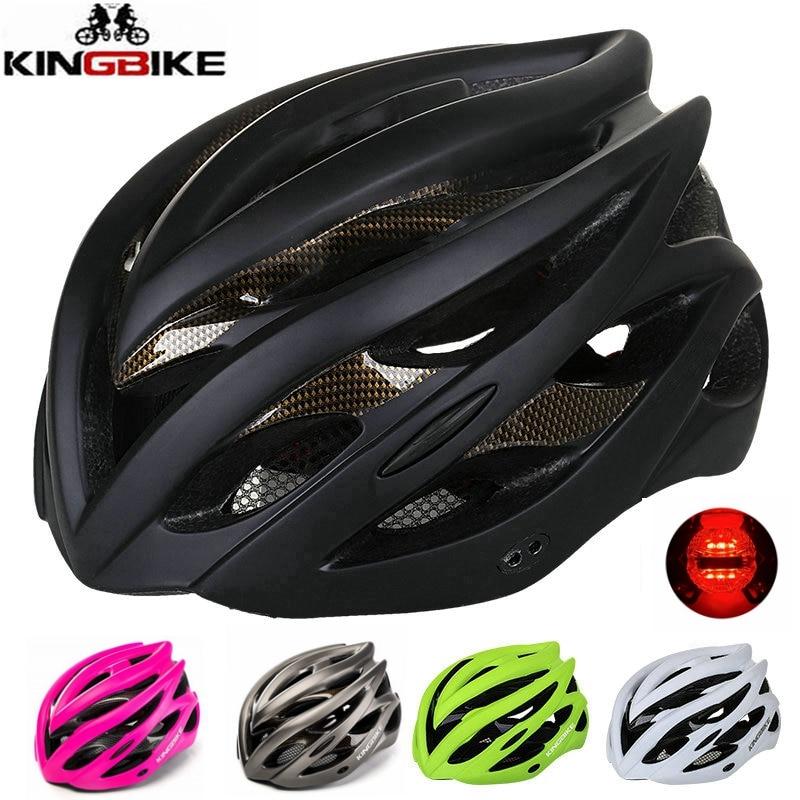 KINGBIKE 2018 Nova letala MTB Road Kolesarska čelada Ženske Moške Celostno oblikovane Ultralight Čelade Bicycle Helmets capacete  t