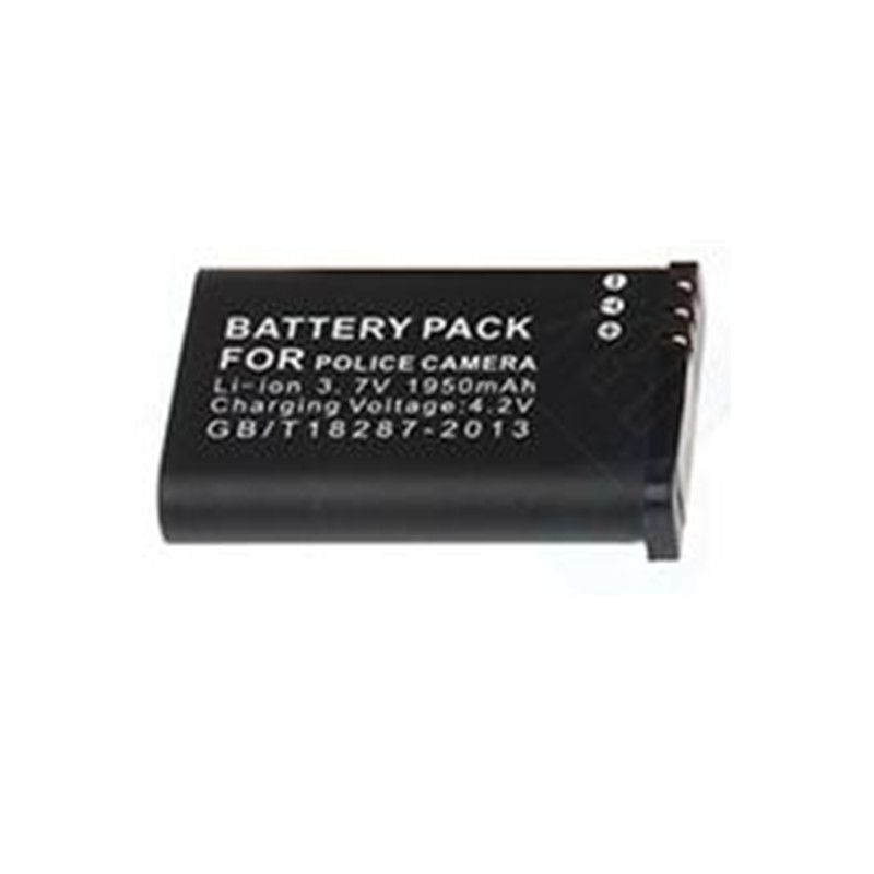 Battery For HD66-02/HD66-07 Police Body Worn Camera