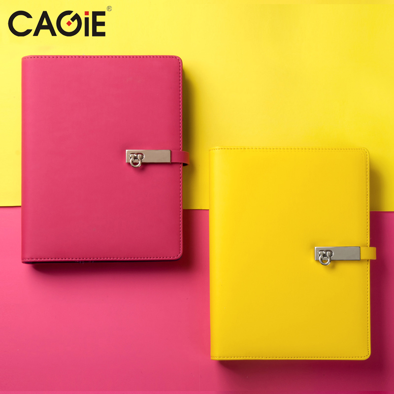 Подробнее о CAGIE New Candy Agenda Planner Organizer Spiral Leather Travel Journal/Personal Diary for Gift Fashion Day Planner for Gift A5A6 2016 new leather notebook planner organizer diary agenda a5 a6 time planner series memo travel journal diy