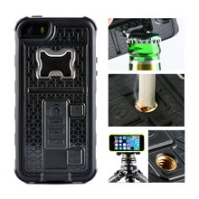 Case with Cigarette Lighter and Beer Bottle Opener for iPhone 6 7 8 XR Protective Cover Durable Shockproof Heavy Duty Protection цена в Москве и Питере
