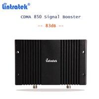 Lintratek Repetidor gsm 850mhz CDMA 850 UMTS 3G Celular Amplifier Mobile Phone Signal Booster Band 5 3G AGC MGC amplificador S30