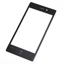 Grad A +++ Quality Black Outer Glass lens For Nokia Lumia 928 Brand New Free Shipping Hot Sale With Logo