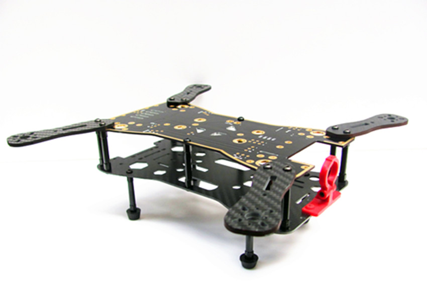 ATG QAV280 Mini Folding Quadcopter Frame Drone Cross Racing FPV Frame