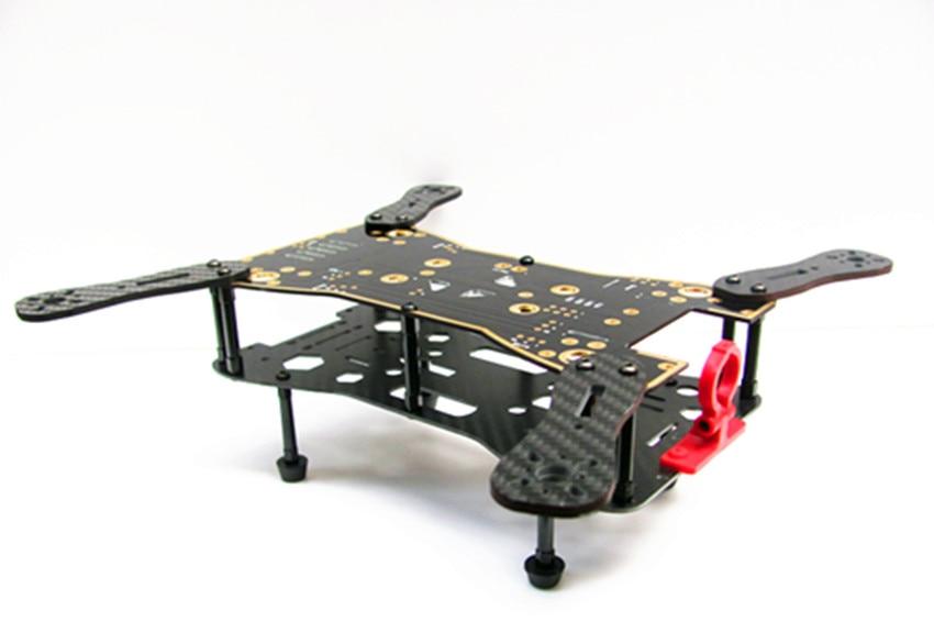 ATG QAV280 Mini Folding Quadcopter Frame Drone Cross Racing FPV Frame