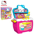 Genuine Girls Play Simulation Gift Box Toy Kitchen toys Oven 1680445  Plastic Kitchen Play Set Toy for girls best gift