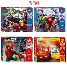 Disney Toy Story  Spider-Man Puzzle 200 Pieces Super Heroes Puzzle Games Adults Teenagers Kids Childen Toys Children's gift