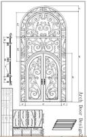 wrought iron manufacturers wrought iron front doors lowes