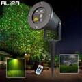 Remote Control RG Led Laser Light Projector Outdoor Waterproof IP65  Garden Lights Home Xmas Holiday Tree Spotlights