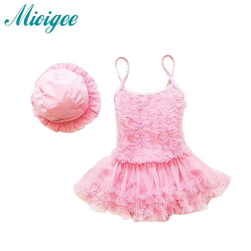retail 2017 Girls Swimwear baby girls Princess One Pieces Swimsuit Kids Ruffled Swimming Suit For Girl Children Bathing Suit retail girls prince one piece swimsuit for children beach wear bathing suit summer swimming bathing clothes for 3 10 years rt85