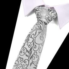 Silk Ties for Men Formal Business Wedding Party Gravatas New Design Neck 7.5 cm Plaid&Dot