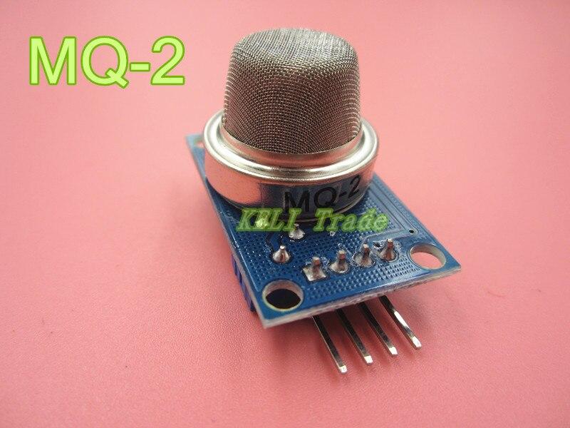 1pcs MQ-2 MQ2 Smoke Gas LPG Butane Hydrogen Gas Sensor Detector Module lpg propane methane gas sensor module detector mq 2 5v dc