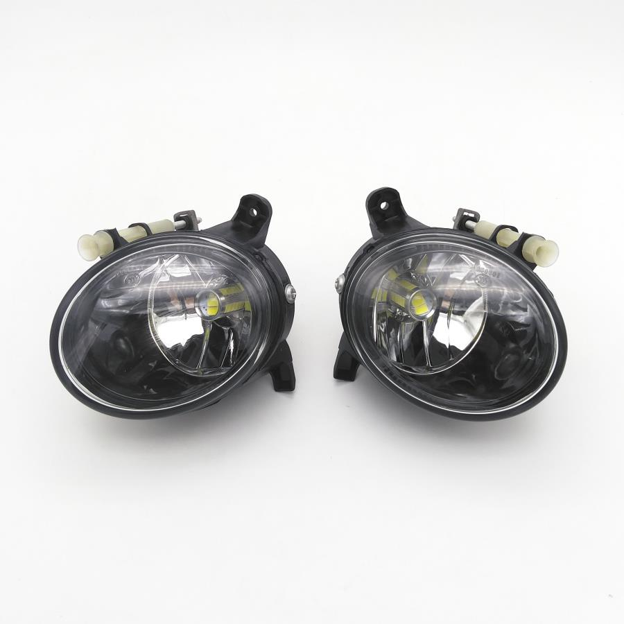 Car LED Light For Audi A4 B8 S4 A4 Allroad 2008 2009 2010 2011 2012 2013 2014 2015 Car-styling LED Fog Light Fog Lamp led car light for audi a4 a4l b8 2009 2010 2011 2012 car styling led drl daytime running light daylight fog lamp cover hole