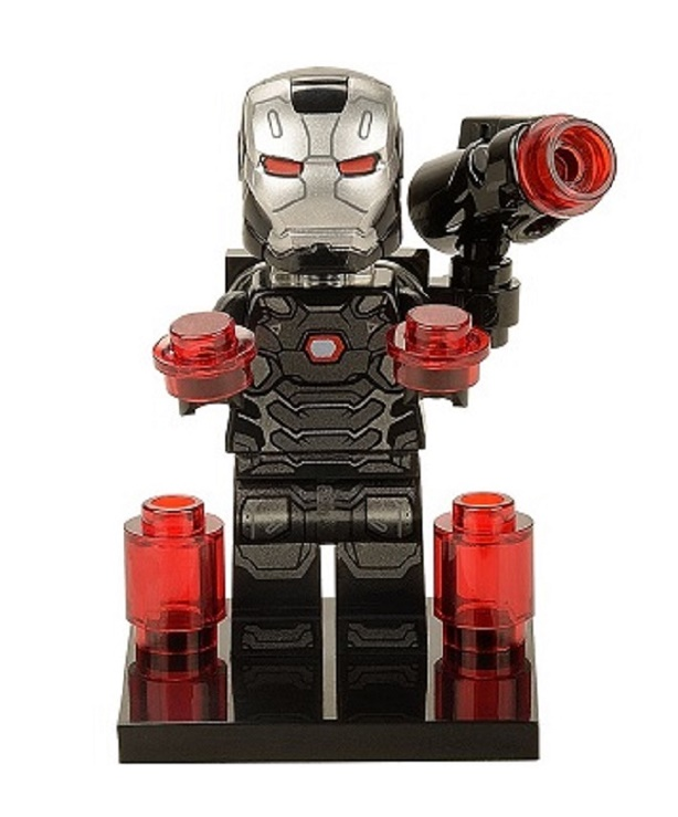 Single Sale Super Heroes Captain America War Machine Spiderman Winter Soldier Building Blocks Bricks Toys for children XH 266 victorian america and the civil war