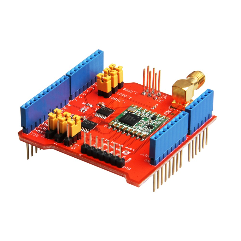 Free shipping yun shield for arduino leonardo uno mega
