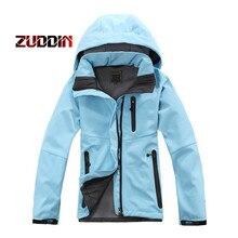 NEW women's Winter Inner Fleece Waterproof Jacket Outdoor Sport Warm Brand Coat Hiking Camping Trekking Skiing women Jackets