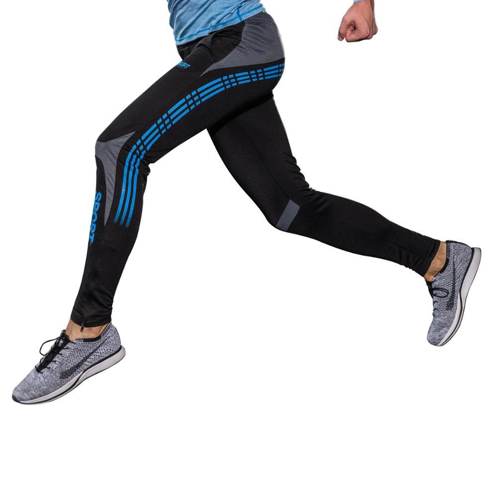 Man pants gym workout compression gym breathable spandex workout pants basketball compression fitness compression Pants men