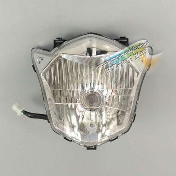 Genuine Motorcycle Headlight Assembly/Cover for CB125F CB 125 F GLR125 2015-2018 Original Parts