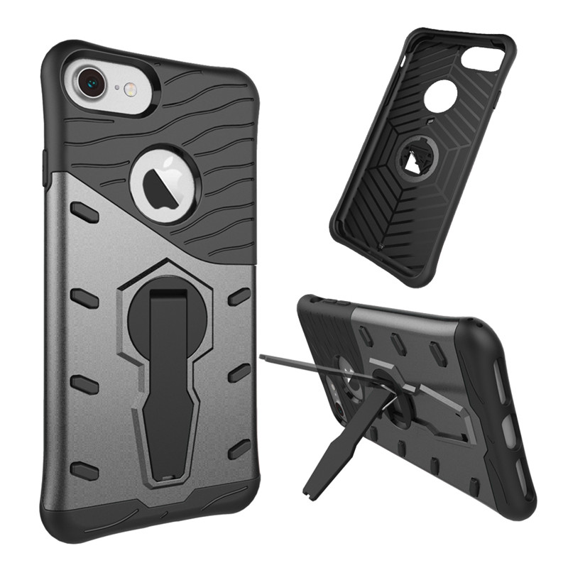 Loyal Roiskin Sniper Hybride Phone Case 3 In 1 With 360 Rotating Stand Shockproof Back Cover For Apple Iphone 7 8 6 6s Plus 5 5s Se Quality And Quantity Assured Kids' Clothes, Shoes & Accs. Clothes, Shoes & Accessories