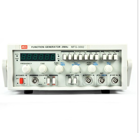 US $100 0 |MCH Function Signal Generator Sine Wave Square Wave Sawtooth  Wave 2MHZ-in Signal Generators from Tools on Aliexpress com | Alibaba Group