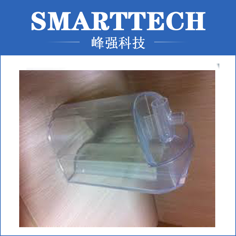 custom injection plastic molding clear parts