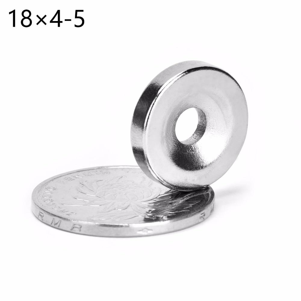 "1 Large Neodymium N52 Magnet Super Strong Rare Earth Crescent Diametric 2/"""