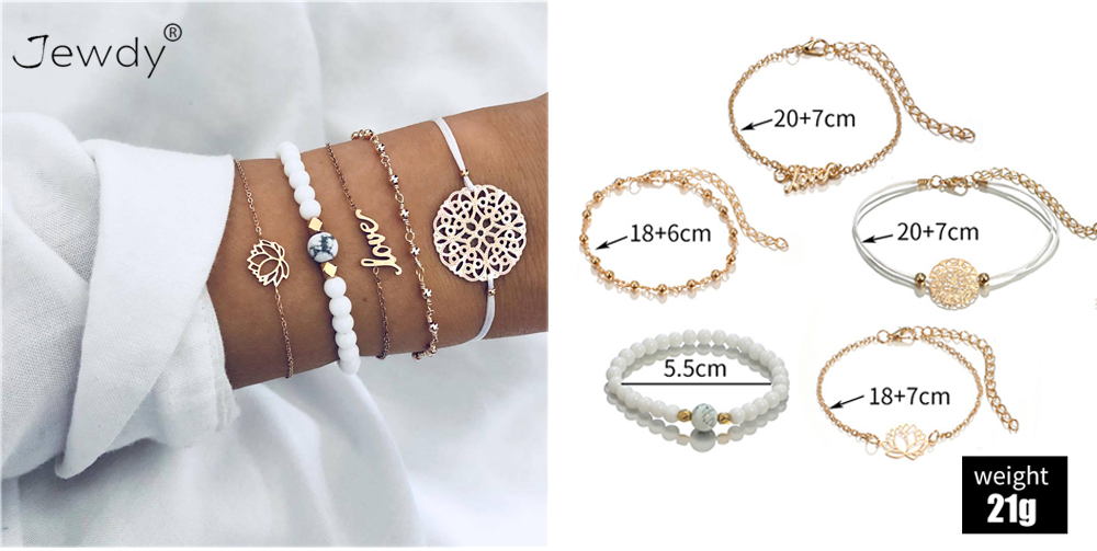 30 Styles Mix Turtle Heart Pearl Wave LOVE Crystal Marble Charm Bracelets for Women Boho Tassel Bracelet Jewelry Wholesale 23