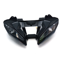 Motorcycle Headlights Headlamps Head Lights Lamps Assembly For YAMAHA YZF600 YZF R6 YZF R6 YZFR6 2008 2009 2010 2011 2012