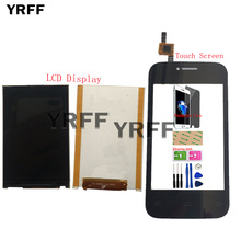 3.5' Mobile Phone LCD Display Touch Screen For FLY IQ239 Plu