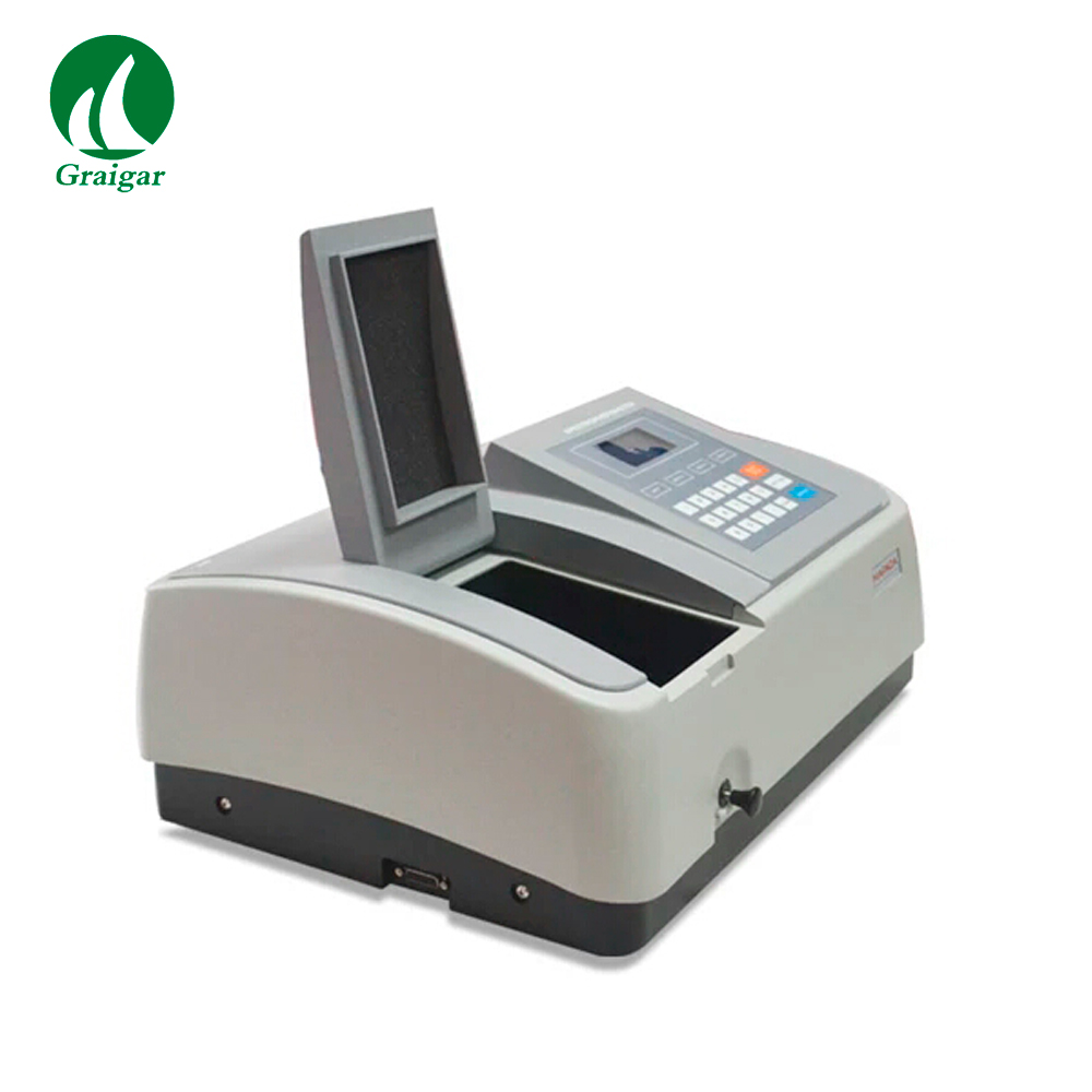 UV1800 UV Visible Spectrophotometer Wavelength Range:190 nm 1100nm Wavelength accuracy: 0.5 nm