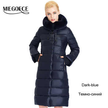 MIEGOFCE women parka 605 Dark blue