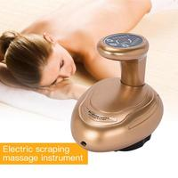 Electric Vacuum Cupping scraping massager Body scraper massage Body Muscle guasha Relaxation Device L4