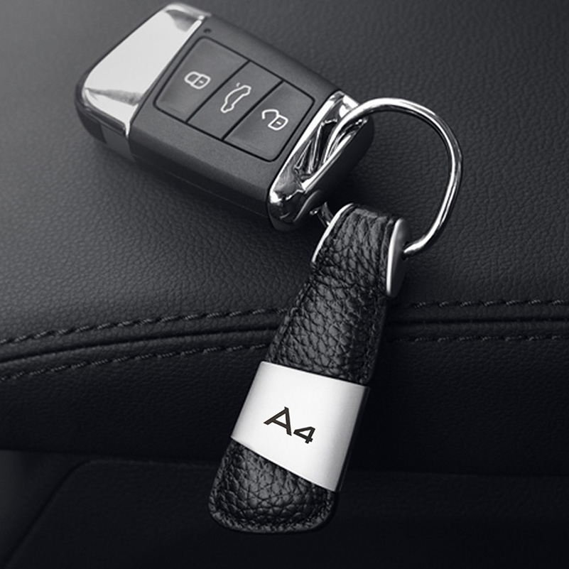 Car Key Ring Case Keychain for Audi Sline A3 A4 A5 A6 A7 A8 Q3 Q5 Q7 SQ5 TT 80 100 B5 B6 B7 B8 C5 C6 A4L A6L 8P 8V R8 Spoiler 2pcs led logo door courtesy projector shadow light for audi a3 a4 b5 b6 b7 b8 a6 c5 c6 q5 a5 tt q7 a4l 80 a1 a7 r8 a6l q3 a8 a8l