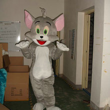 Том и Джерри том Джерри Костюм Взрослый размер талисман костюм