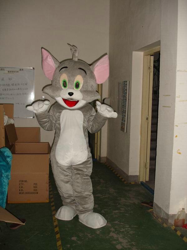 adult mascot costume