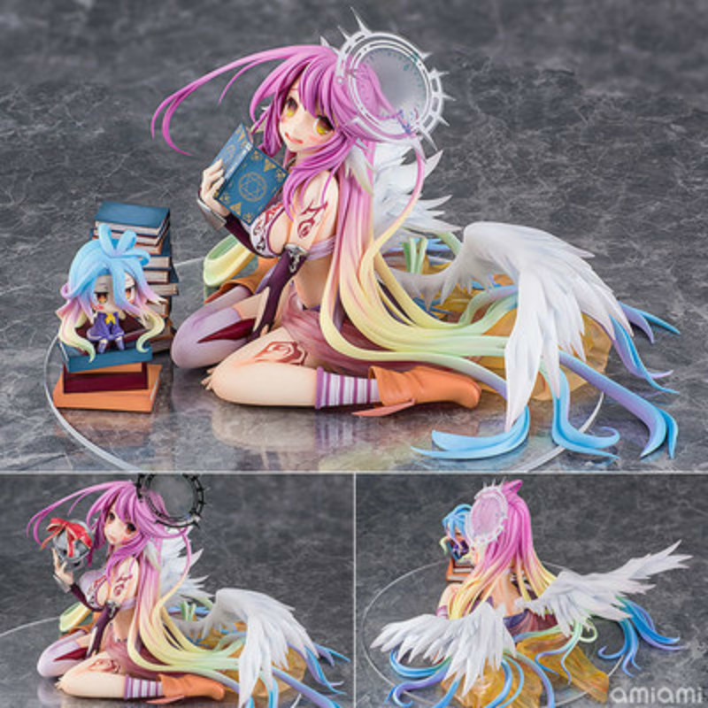 Game Of Life Flueqel Jibril Japanese Anime Gilead Skywing Toys Pvc Action Figure Collectible Model Toy For Best Christmas Gifts