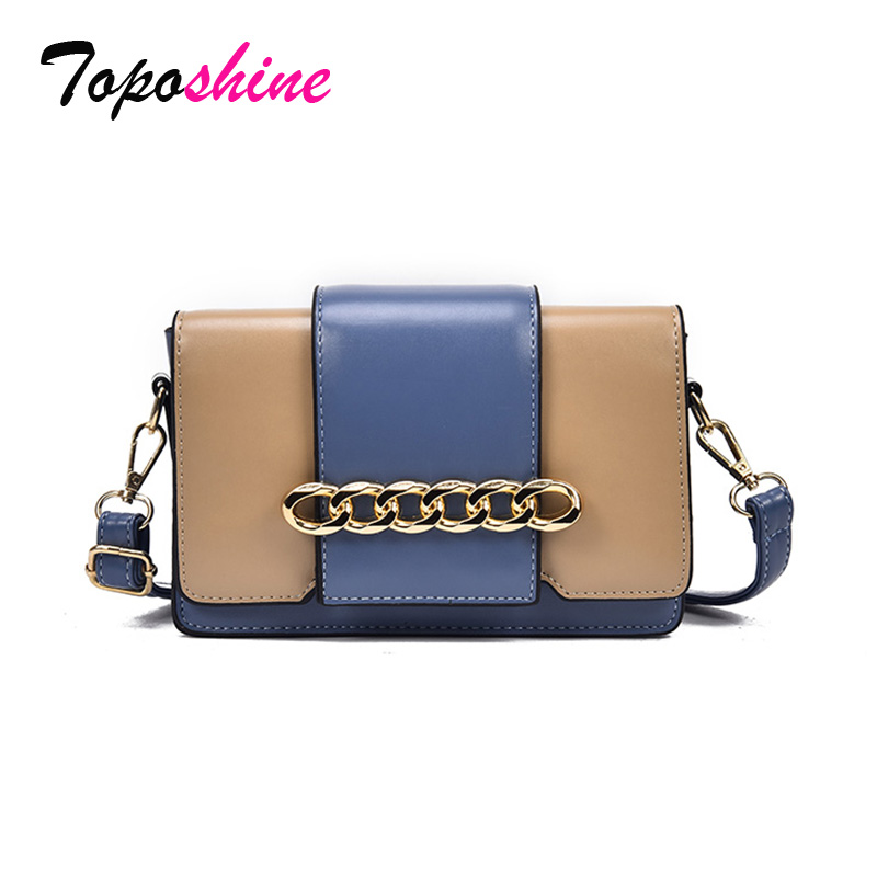 New Korean Version of the Spring Bag Simple Fashion Retro Small Party Bag Casual Wild Hit Color Shoulder Messenger Bag