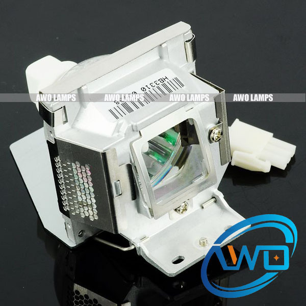 180 days warranty RLC-056 Original projector lamps with housing for VIEWSONIC PJD5231 Projectors free shipping lamtop 180 days warranty projector lamps with housing np06lp for np3200
