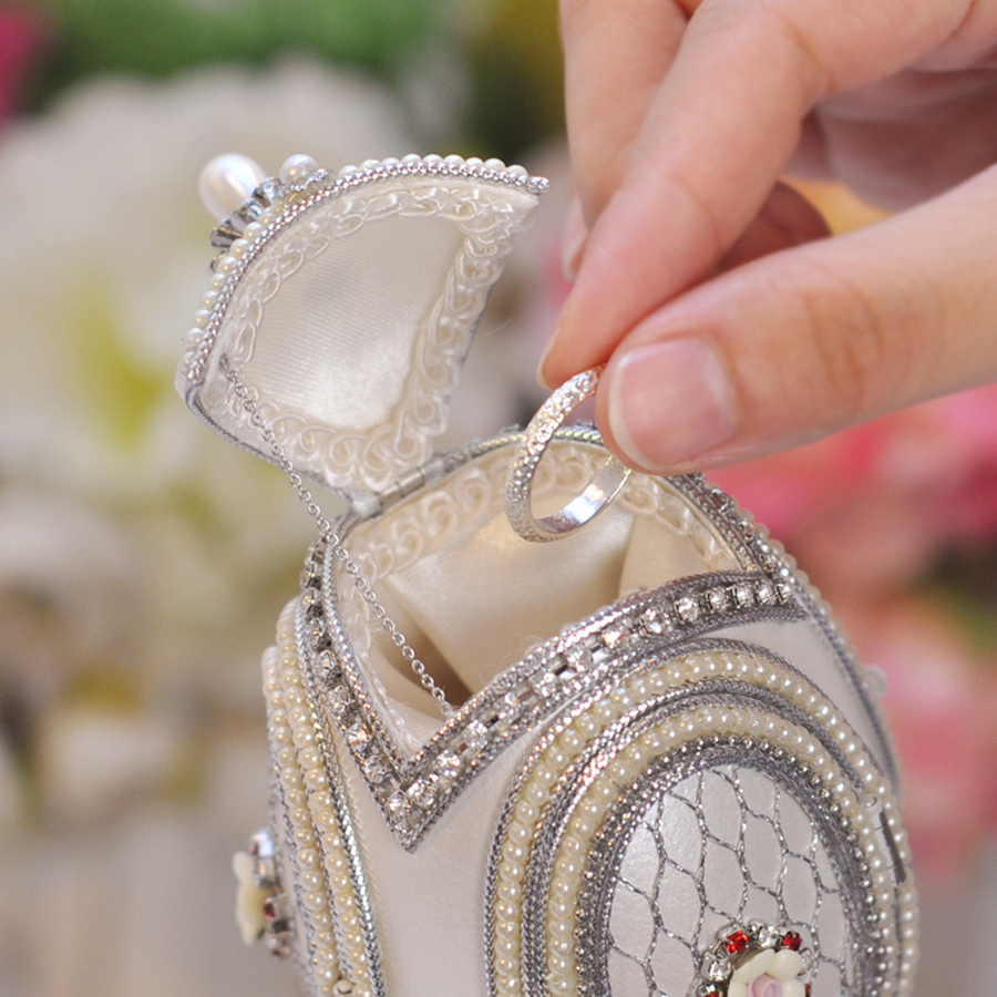 Deluxe Eggshell Carving Μίνι Κουτί Μουσικής - Διακόσμηση σπιτιού - Φωτογραφία 6