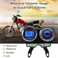 NEW Motorcycle LCD Digital Odometer Tachometer Gauge for Honda CG125  for Suzuki GN125 GS125/QS125 EN125-3F/EN150-A
