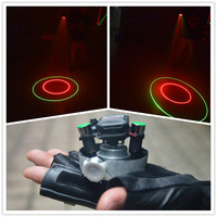 Wecool Wholesale Red Green Swril Laser Gloves With 2 Pcs Green Red Lasers Dancing DJ CLUB