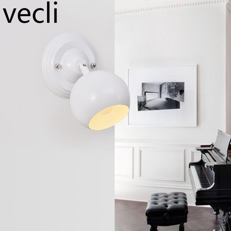 Vanity Light Wall Sconces Industrial Deco Bathroom Lighting Room Lamps Bedside Wall Lights Home Deco