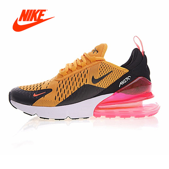 Original New Arrival Authentic Nike AIR MAX 270 Women's Running Shoes Shock Absorption Non-slip Lightweight Sport Sneakers 1